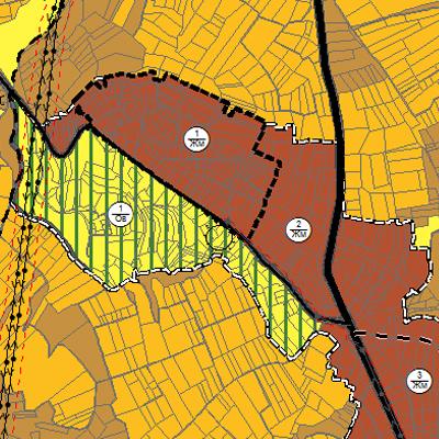 Master urban planning